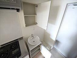 パルティール今池アネックスのデザイン独立洗面台