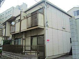 ハタノハウス[201号室]の外観