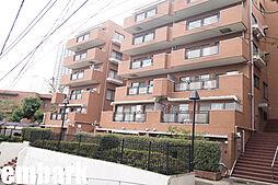ハラダサンパークマンション恵比寿台[1階]の外観