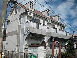 シャルマンフジ羽倉崎[101号室]の外観
