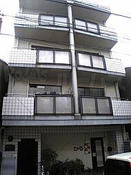 京都府京都市下京区塩屋町の賃貸マンションの外観