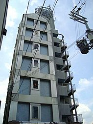 パシフィック阿倍野[3階]の外観