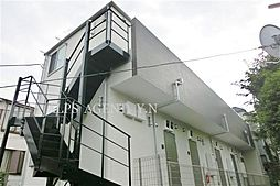 神奈川県横浜市西区藤棚町2の賃貸アパートの外観