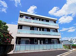 東京都清瀬市旭が丘1丁目の賃貸アパートの外観