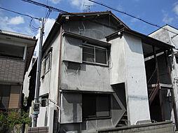 山下荘[1-1号室]の外観