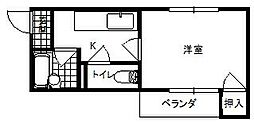 古庄駅 2.4万円