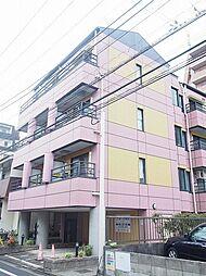 東京都江戸川区中葛西6の賃貸マンションの外観