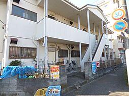 川田ハイツ[201号室]の外観