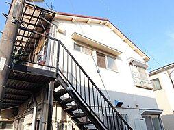 白木ハイツ[1階]の外観