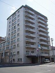 ファミール第二大通[4階]の外観
