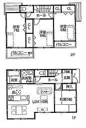 馬堀駅 2,680万円