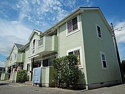 福岡県北九州市八幡西区楠橋東2丁目の賃貸アパートの外観