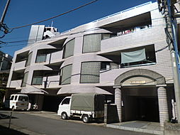 第二石川台ビル[203号室]の外観