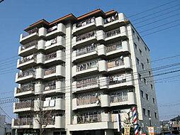 愛知県名古屋市名東区香流1丁目の賃貸マンションの外観