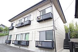 愛知県名古屋市天白区八幡山の賃貸アパートの外観