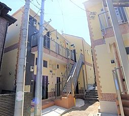 ユナイト 南太田ポートラッシュ[1階]の外観