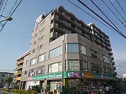 渋谷ビル[402号室]の外観