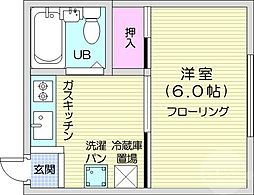 北四番丁駅 3.2万円