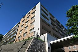 神奈川県横浜市神奈川区三ツ沢下町の賃貸マンションの外観