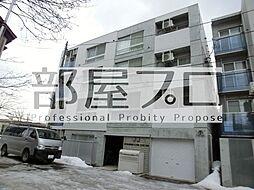 北海道札幌市東区北十二条東1丁目の賃貸マンションの外観
