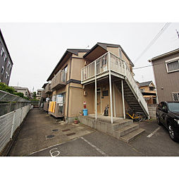 奈良県奈良市南京終町7丁目の賃貸アパートの外観