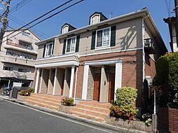 大阪府堺市西区鳳北町5丁の賃貸アパートの外観