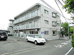 福岡県北九州市小倉南区湯川1丁目の賃貸マンションの外観