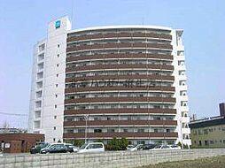 北海道札幌市北区北三十四条西5の賃貸マンションの外観