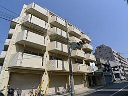越田ビル[603号室]の外観
