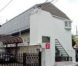プラザドウセーブル[1階]の外観