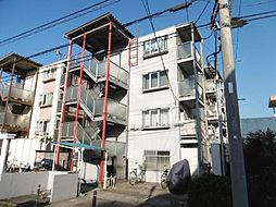 プラザ大和田[402号室]の外観