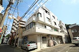 久保田ビル[203号室]の外観