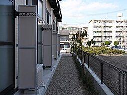 レオパレス浦里[2階]の外観