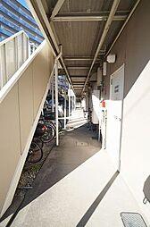 サンシティB[1階]の外観