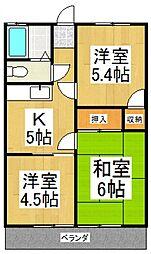 東村山駅 6.0万円
