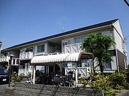 大阪府寝屋川市下木田町の賃貸アパートの外観