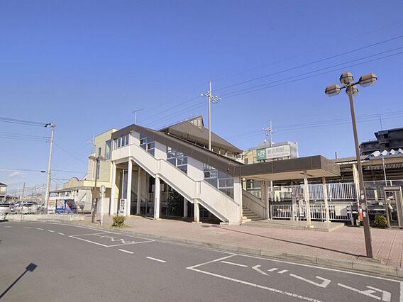 新白岡駅(80...