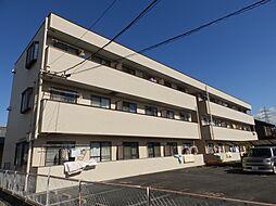 三重県鈴鹿市西条2丁目の賃貸マンションの外観