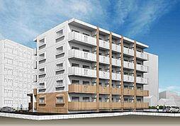 ヒカオプリンセスマンション[1階]の外観