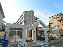 シティハイム平成[4階]の外観