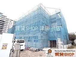 京成大久保マンション新築アパート[2階]の外観