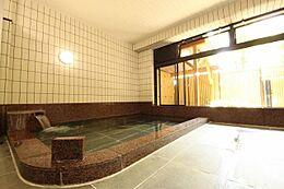温泉大浴場・サウナ・露天風呂