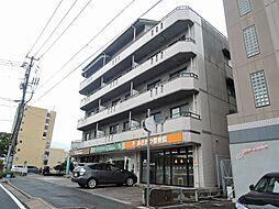 福岡県北九州市八幡西区浅川学園台3丁目の賃貸マンションの外観