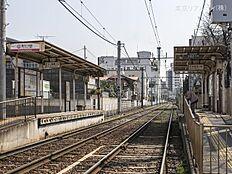 都電荒川線「荒川一中前」駅 距離480m