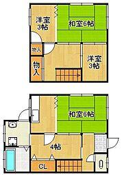 スペースワールド駅 4.0万円