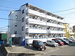 広島県東広島市西条中央 1丁目の賃貸マンションの外観