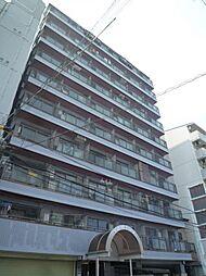 大国町池田マンション[4階]の外観