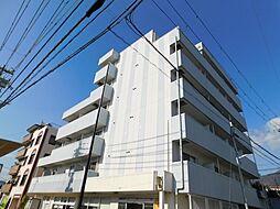 兵庫県神戸市灘区将軍通2丁目の賃貸マンションの外観