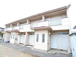 [テラスハウス] 千葉県松戸市常盤平西窪町 の賃貸【千葉県 / 松戸市】の外観