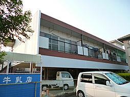 三重県津市下弁財町津興の賃貸アパートの外観
